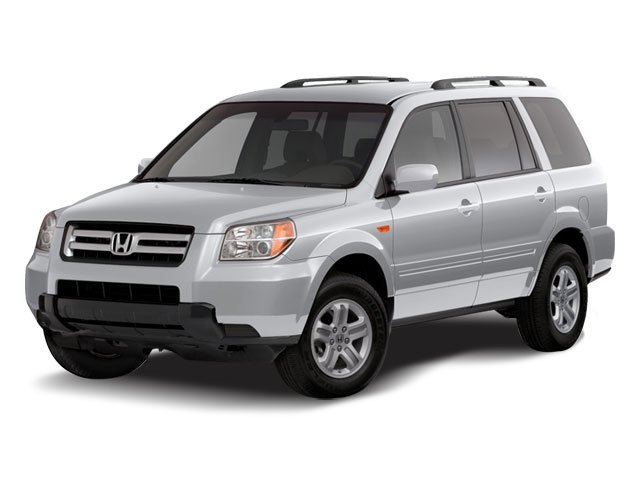 2008 Honda Pilot VP Traction Control Stability Control Four Wheel Drive Tires - Front All-Season