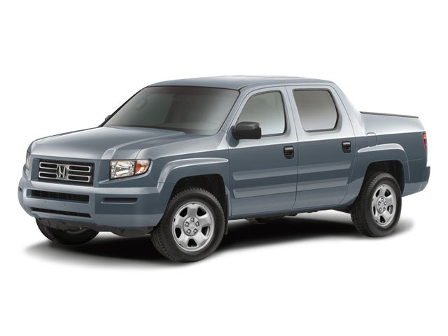 2008 Honda Ridgeline RT LockingLimited Slip Differential Traction Control Stability Control Fou