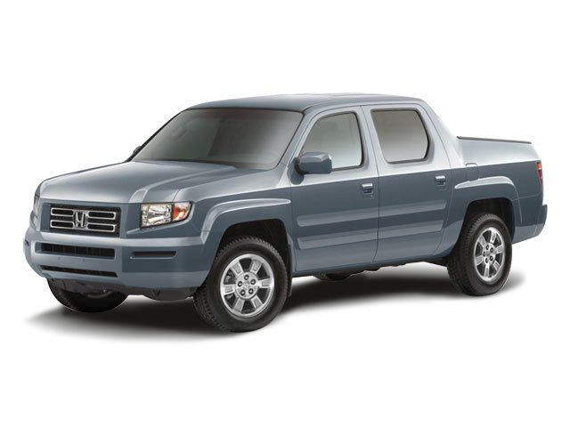 2008 Honda Ridgeline 4WD Crew Cab RTS 4x4 Truck LockingLimited Slip Differential Traction Control
