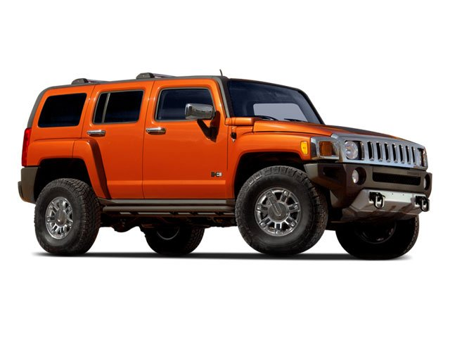 2008 HUMMER H3 SUV Traction Control Stability Control Four Wheel Drive Power Steering Aluminum
