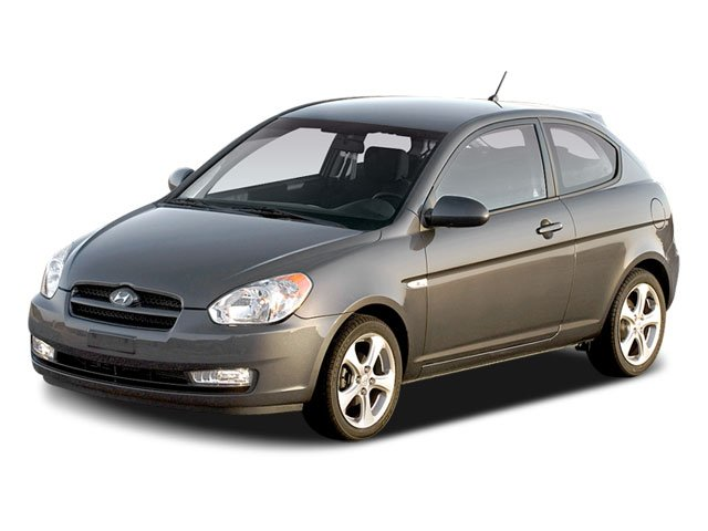 2008 Hyundai Accent GS Front Wheel Drive Tires - Front All-Season Tires - Rear All-Season Wheel