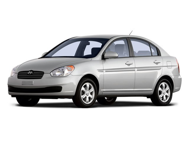 2008 Hyundai Accent GLS Front Wheel Drive Tires - Front All-Season Tires - Rear All-Season Wheel