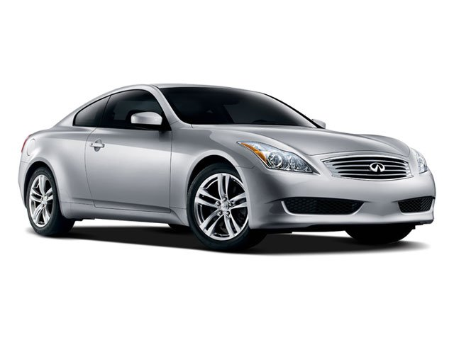 2008 Infiniti G37 Coupe  Traction Control Stability Control Rear Wheel Drive Tires - Front Perfo