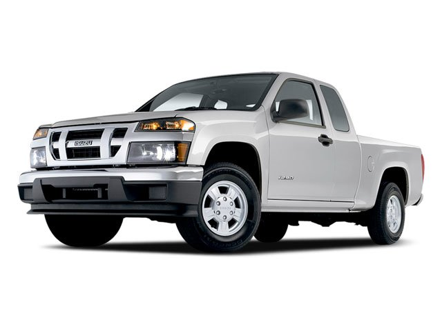 2008 Isuzu i-290 S 4 cargo tie-downsCargo bed lampChrome-finish front bumper wintegrated air d