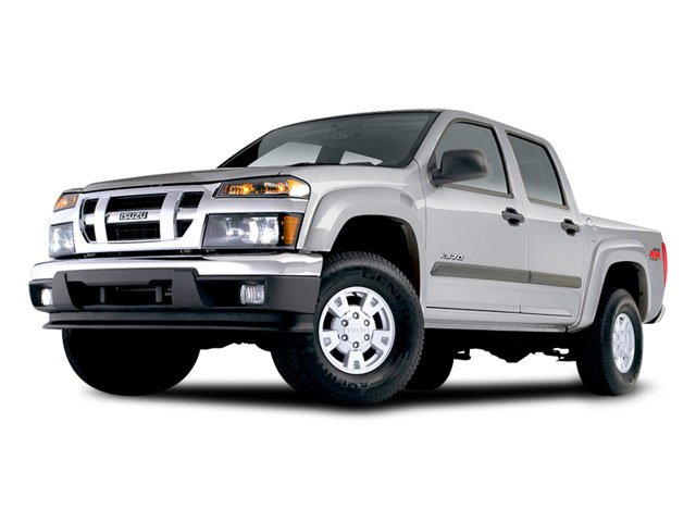 2008 Isuzu i-370 LS LockingLimited Slip Differential Traction Control Rear Wheel Drive Tires -