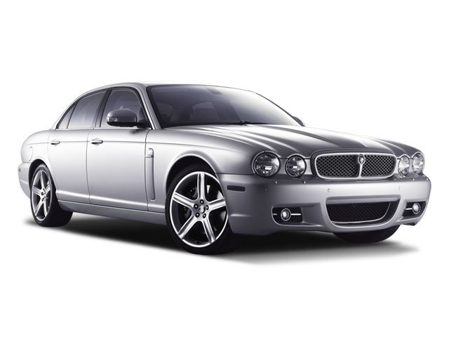2008 Jaguar XJ-Series XJ8 L