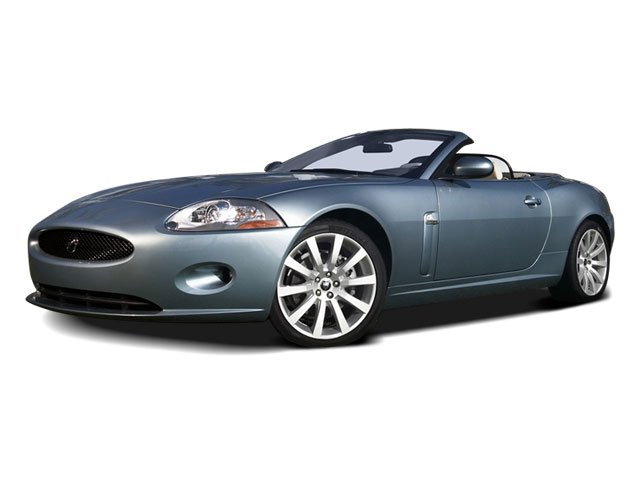 2008 Jaguar XK  Rear Wheel Drive Active Suspension Traction Control Stability Control Tires - F