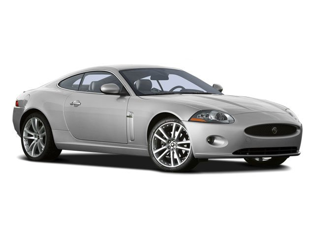 2008 Jaguar XK 2DR CPE Rear Wheel Drive Active Suspension Traction Control Stability Control Ti