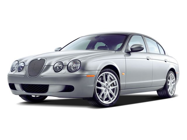 2008 Jaguar S-TYPE 30 Rear Wheel Drive Traction Control Stability Control Tires - Front Perform