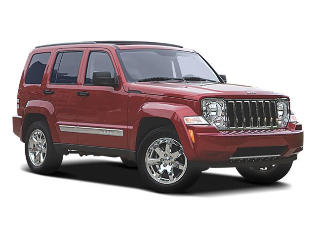 2008 Jeep Liberty Limited Traction Control Stability Control Four Wheel Drive Tires - Front All-