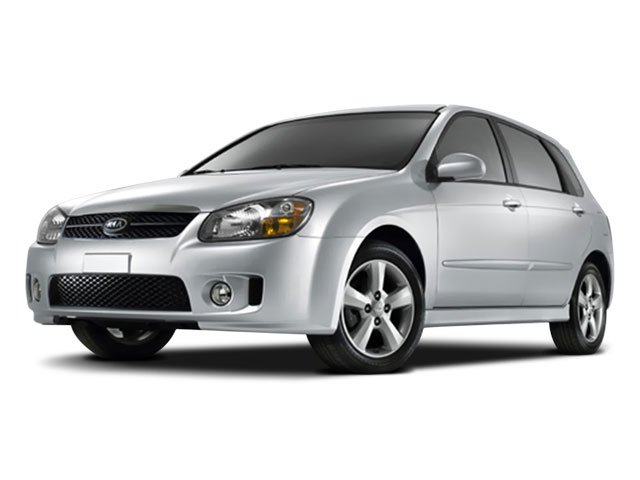 2008 Kia Spectra SX Front Wheel Drive Tires - Front Performance Tires - Rear Performance Aluminu