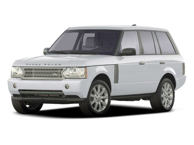 2008 Land Rover Range Rover HSE Traction Control Four Wheel Drive Tow Hitch Air Suspension Tire