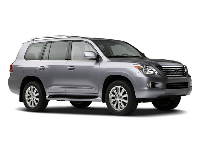 2008 Lexus LX 570 Base Keyless Start Traction Control Stability Control Four Wheel Drive Lockin