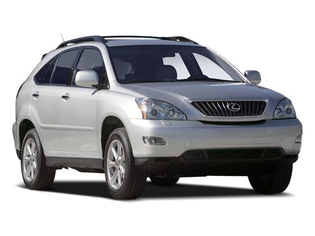 2008 Lexus RX 350  Traction Control Stability Control All Wheel Drive Tires - Front OnOff Road