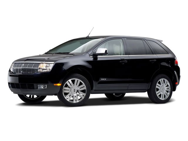 2008 Lincoln MKX  Traction Control Stability Control Front Wheel Drive Tires - Front All-Season