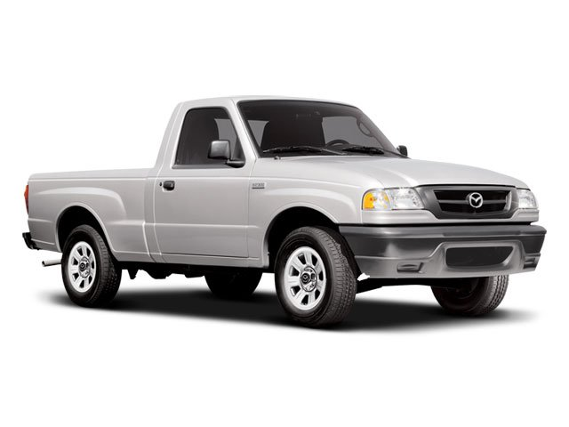 2008 Mazda B-Series Truck  Rear Wheel Drive Tires - Front All-Season Tires - Rear All-Season Ste