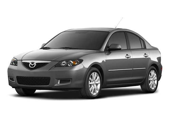 2008 Mazda Mazda3 i Front Wheel Drive Temporary Spare Tire Power Steering 4-Wheel Disc Brakes I