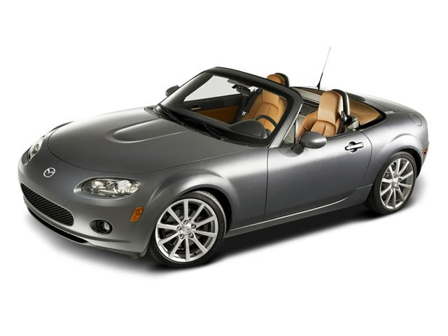 2008 Mazda MX-5 Miata Sport CONVENIENCE PKG  -inc covered rear storage compartments  cruise contro
