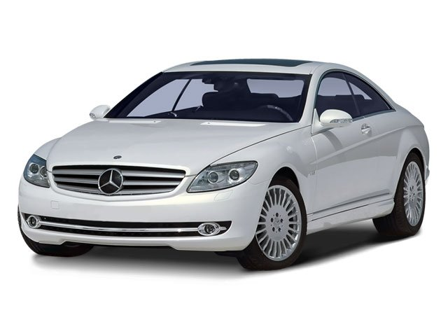 2008 Mercedes CL-Class V8 AMG Traction Control Stability Control Rear Wheel Drive Air Suspension