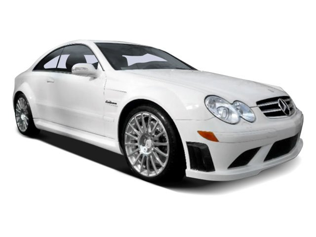 2008 Mercedes CLK-Class 35L Traction Control Stability Control Rear Wheel Drive Tires - Front P
