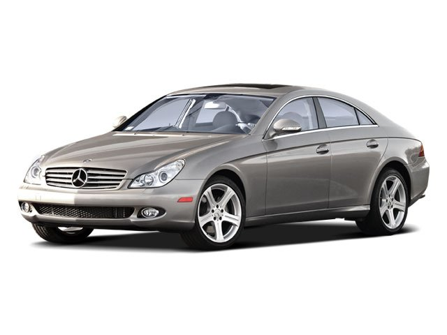2008 Mercedes CLS-Class 55L Traction Control Stability Control Rear Wheel Drive Air Suspension