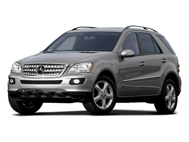 2008 MERCEDES M-Class ML350 35L Automatic Pewter Metallic Macadamia Traction Control Stabilit