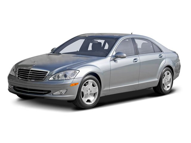2008 Mercedes S-Class 55L V8 Traction Control Stability Control Rear Wheel Drive Air Suspension
