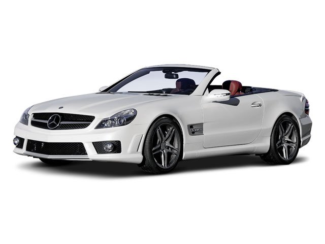 2008 Mercedes SL-Class AMG Supercharged Traction Control Stability Control Rear Wheel Drive Air