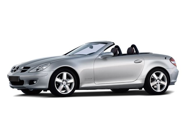 2008 Mercedes SLK-Class 55L AMG Traction Control Stability Control Rear Wheel Drive Tires - Fro