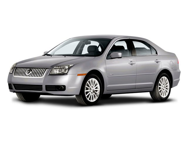 2008 Mercury Milan Base