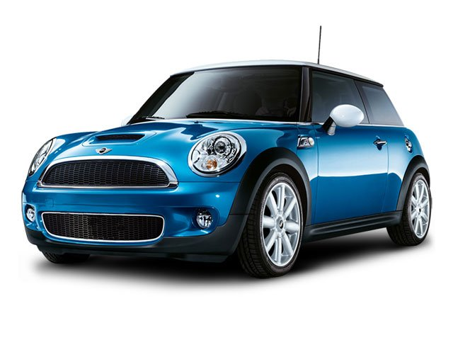 2008 MINI Cooper Hardtop S Turbocharged Traction Control Stability Control Front Wheel Drive Ke