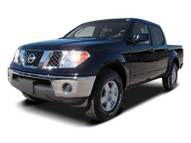 2008 Nissan Frontier 2WD Rear Wheel Drive Tow Hooks Tires - Front All-Season Tires - Rear All-Se