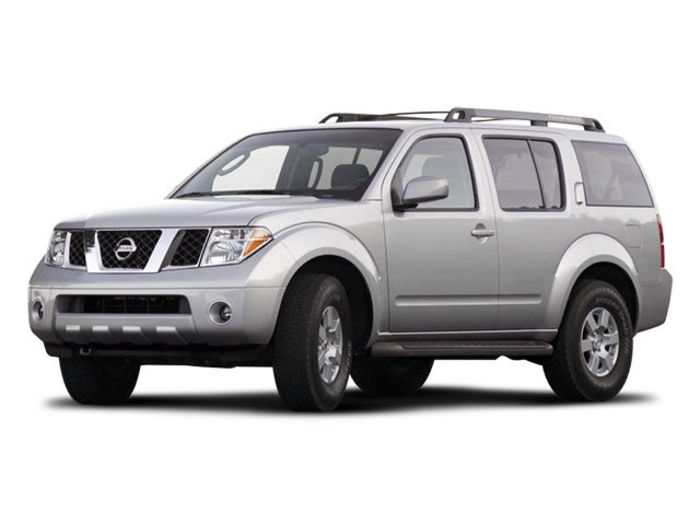 2008 Nissan Pathfinder - Traction Control Stability Control Rear Wheel Drive Tow Hitch Tires -