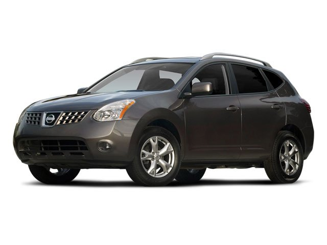 2008 Nissan Rogue  Traction Control Stability Control Front Wheel Drive Tires - Front All-Season