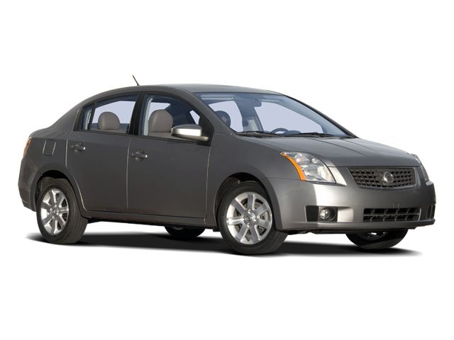 2008 Nissan Sentra 20 S Body color bumpers  Multi-reflector halogen headlamps  Daytime illuminat