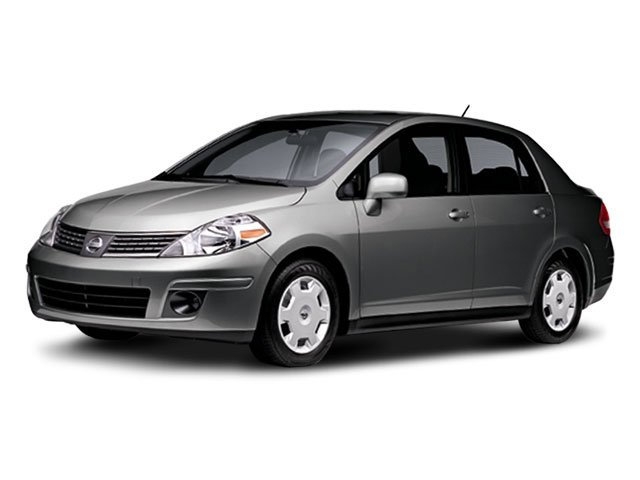2008 Nissan Versa  Front Wheel Drive Tires - Front All-Season Tires - Rear All-Season Power Stee