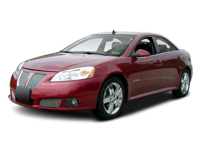 2008 Pontiac G6 4DR SDN W1SV Front Wheel Drive Power Steering Steel Wheels Tires - Front Perfor