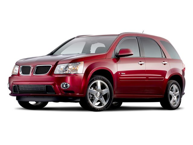 2008 Pontiac Torrent 4DR FWD Front Wheel Drive Power Steering Aluminum Wheels Tires - Front All-