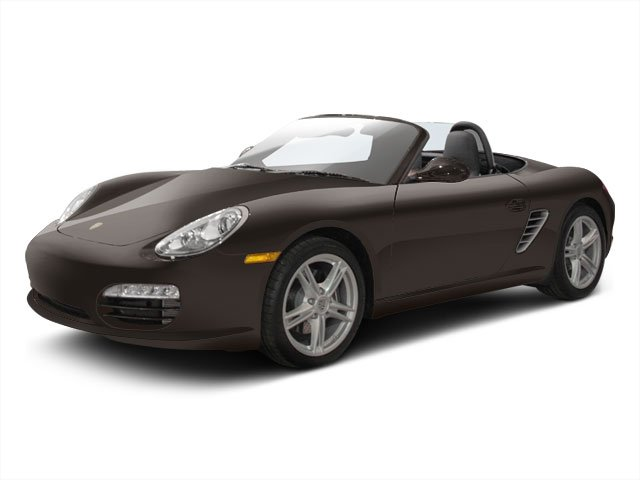 2008 Porsche Boxster  Traction Control Stability Control Rear Wheel Drive Tires - Front Performa