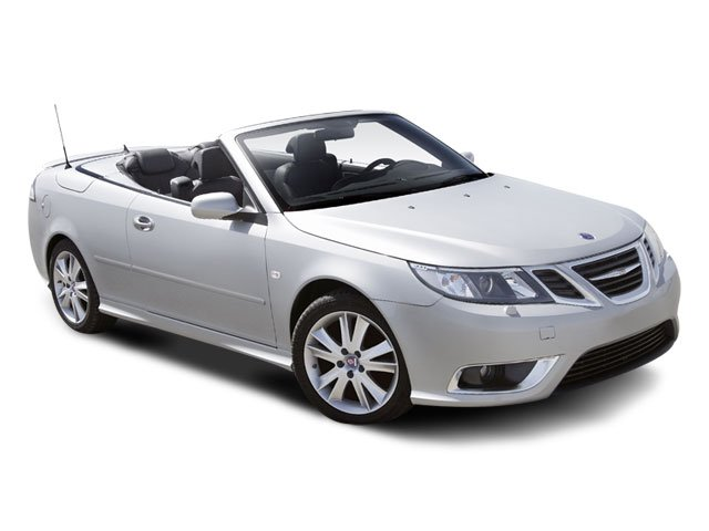 2008 Saab 9-3 2DR CONV 20T Turbocharged Front Wheel Drive Power Steering 4-Wheel Disc Brakes A