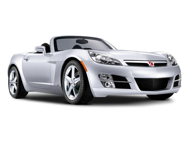 2008 Saturn Sky Roadster 2D LockingLimited Slip Differential Rear Wheel Drive Power Steering 4-