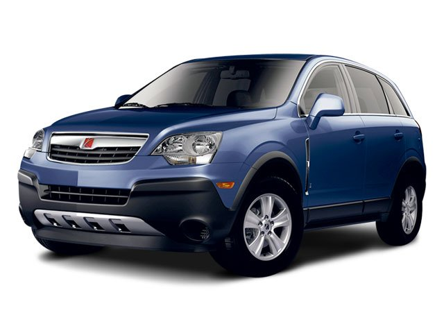 2008 Saturn VUE XE SEATS  DELUXE FRONT BUCKET  with seat-back net and active headrests STD FLOOR