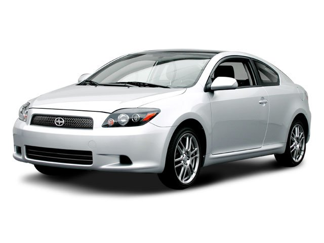 2008 Scion tC 2dr HB Man SE Front Wheel Drive Tires - Front Performance Tires - Rear Performanc
