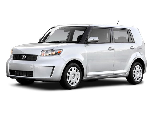 2008 Scion xB 5DR WGN AT Traction Control Stability Control Front Wheel Drive Tires - Front Perf