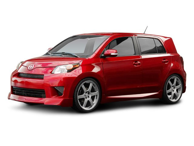 2008 Scion xD 5dr HB Auto (Natl)