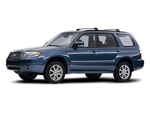 2008 Subaru Forester X All Wheel Drive Tires - Front All-Season Tires - Rear All-Season Aluminum