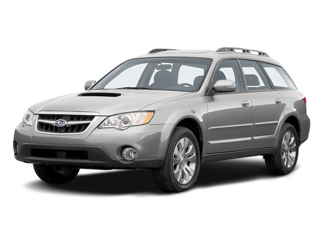 2008 Subaru Outback i Heated Front Bucket SeatsCloth UpholsteryAMFM Stereo wSingle-Disc CD Play