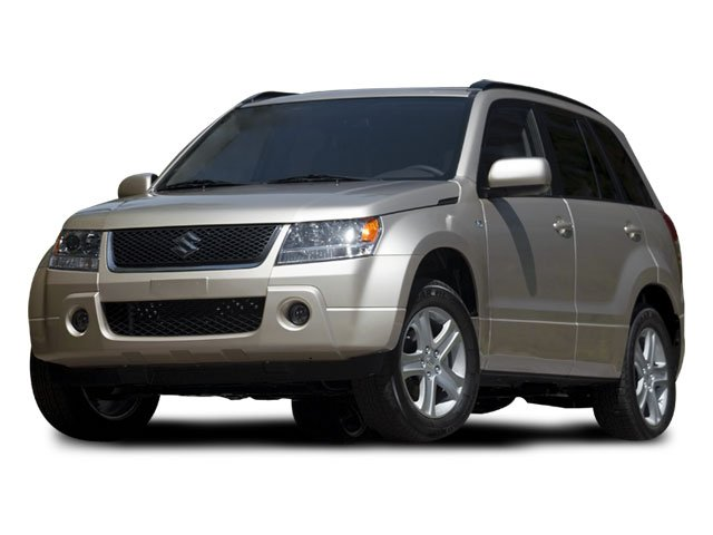2008 Suzuki Grand Vitara with Spare  Cargo Covers Traction Control Stability Control Four Wheel