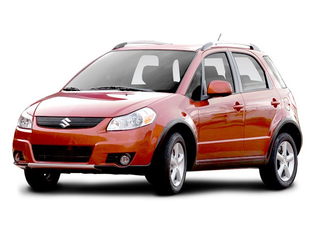 2008 Suzuki SX4  All Wheel Drive Tires - Front All-Season Tires - Rear All-Season Aluminum Wheel