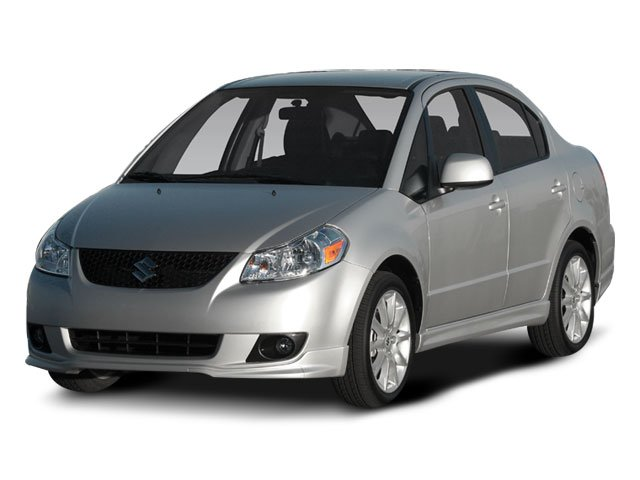 Suzuki SX4 Under 500 Dollars Down
